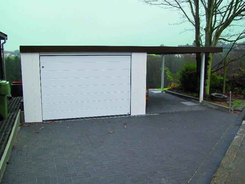 Carport neben garage die schönsten einrichtungsideen