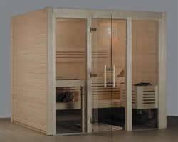 Elementsauna Design